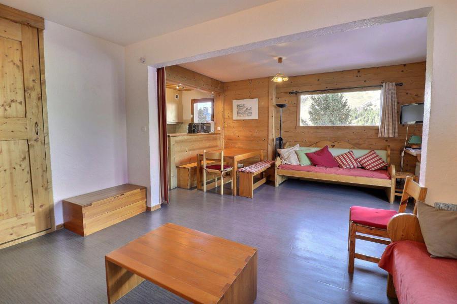 Location au ski Appartement 3 pièces 7 personnes (017) - Résidence Provères - Méribel-Mottaret