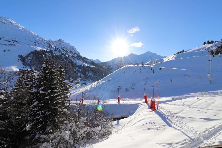 Location au ski Appartement 2 pièces 4 personnes (014) - Résidence Provères - Méribel-Mottaret