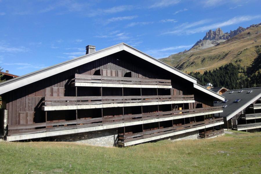 Vacanze in montagna Résidence Roc de Tougne - Méribel-Mottaret - Esteriore inverno