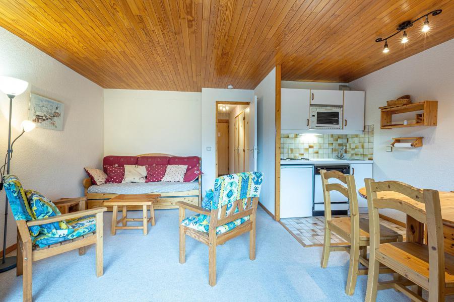 Location au ski Appartement 3 pièces cabine 6 personnes (013) - Résidence Sérac - Méribel-Mottaret