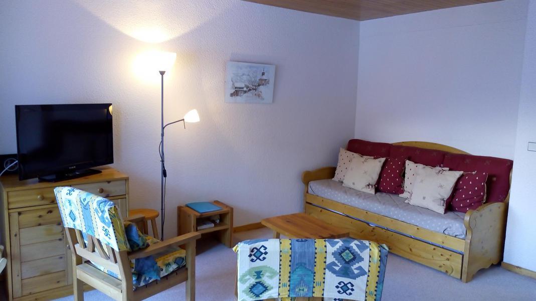 Ski verhuur Appartement 3 kabine kamers 6 personen (013) - Résidence Sérac - Méribel-Mottaret - Appartementen