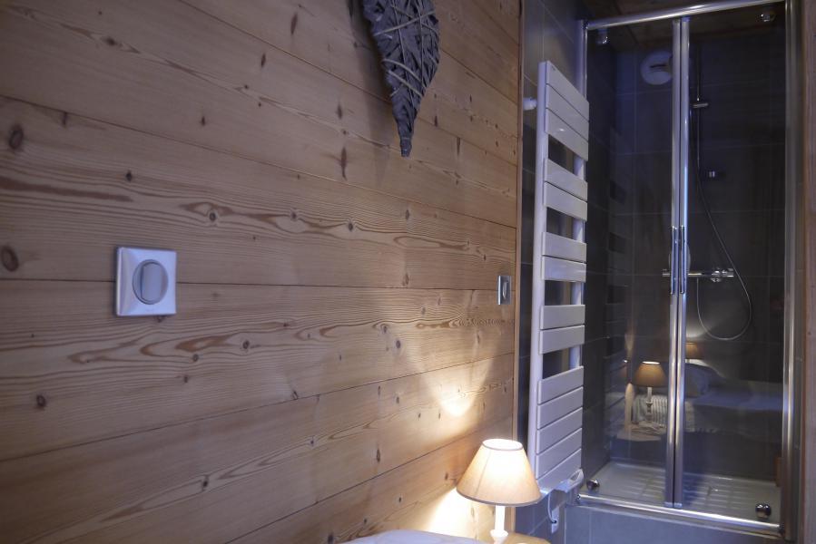 Ski verhuur Appartement 3 kabine kamers 7 personen (007) - Résidence Sérac - Méribel-Mottaret - Appartementen