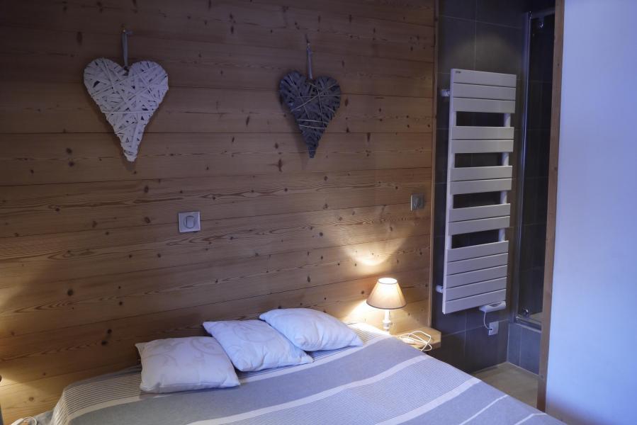 Location au ski Appartement 3 pièces cabine 7 personnes (007) - Résidence Sérac - Méribel-Mottaret - Chambre