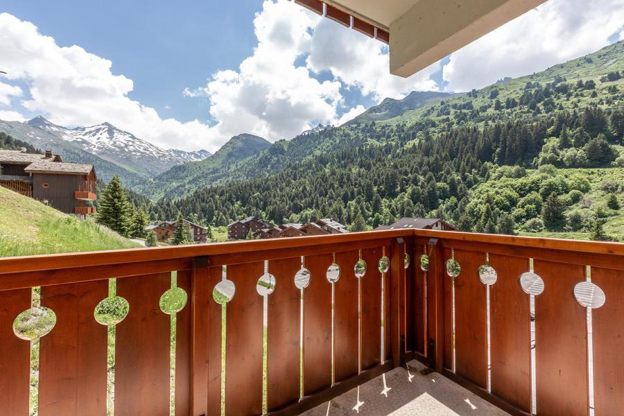 Ski verhuur Appartement 2 kamers 4 personen (010) - Résidence Sherpa - Méribel-Mottaret