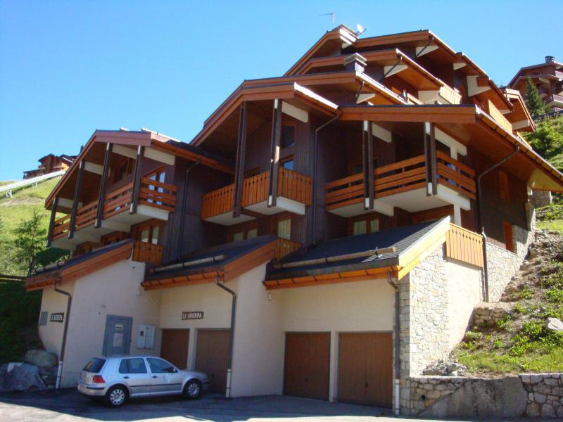Location au ski Résidence Sherpa - Méribel-Mottaret