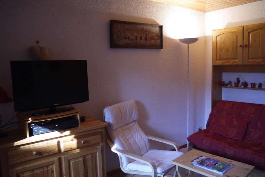Ski verhuur Appartement 3 kamers 5 personen (009) - Résidence Sherpa - Méribel-Mottaret