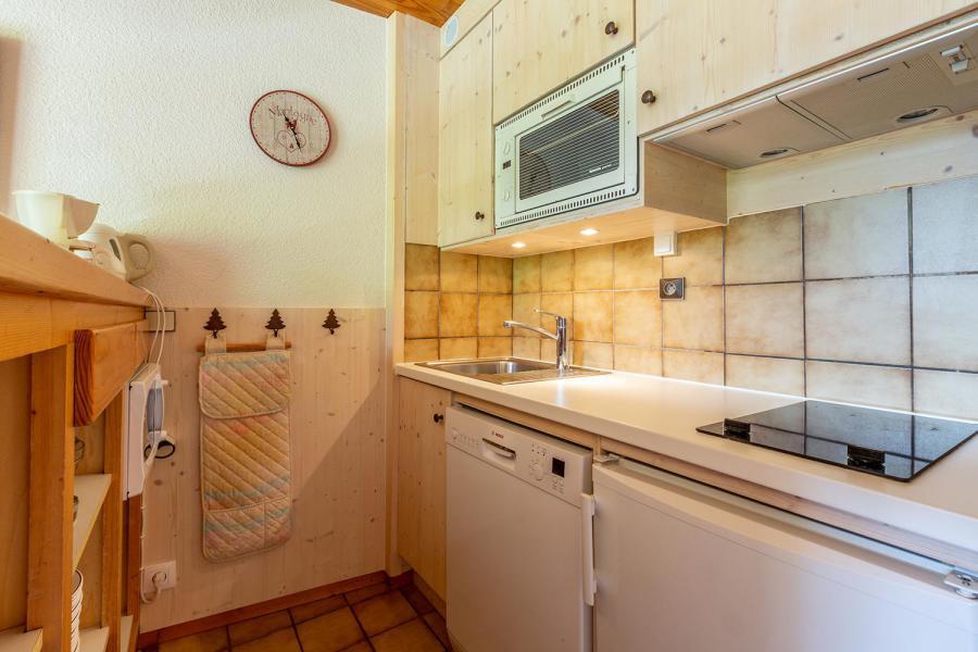 Ski verhuur Appartement 2 kamers 4 personen (010) - Résidence Sherpa - Méribel-Mottaret - Appartementen