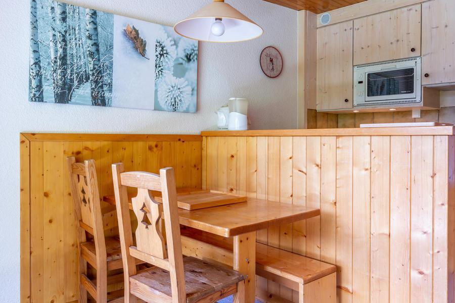 Location au ski Appartement 2 pièces 4 personnes (010) - Résidence Sherpa - Méribel-Mottaret - Appartement