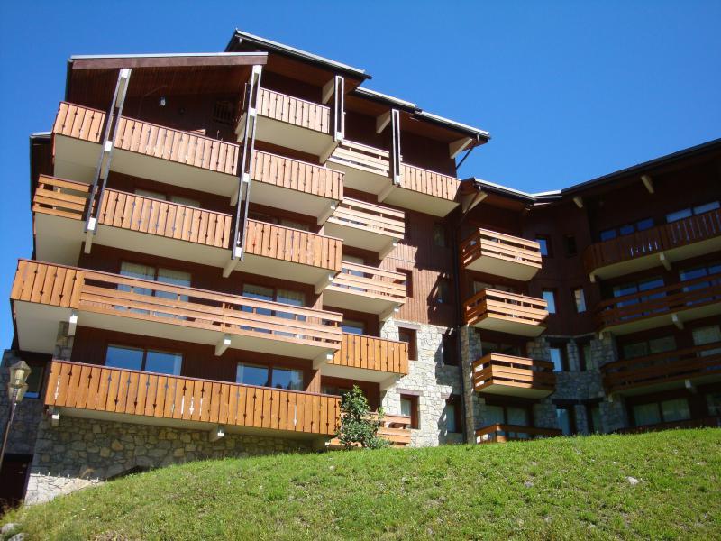 Location au ski Studio 4 personnes (007) - Résidence Tuéda - Méribel-Mottaret
