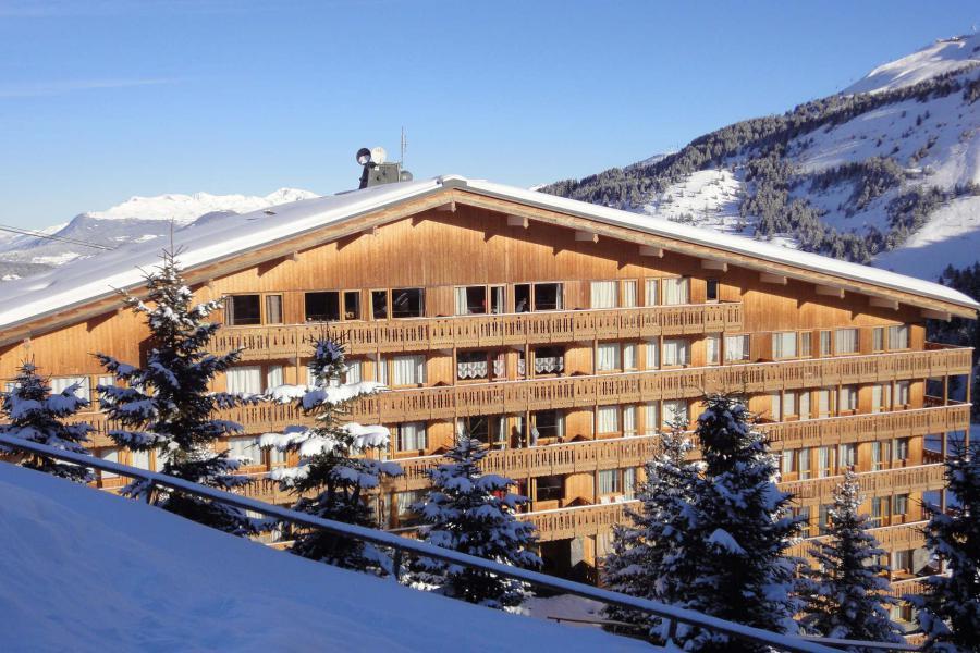 Location au ski Résidence Vanoise - Méribel-Mottaret - Extérieur hiver