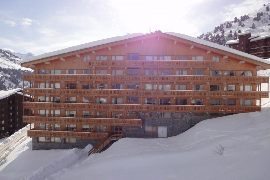 Location au ski Résidence Vanoise - Méribel-Mottaret