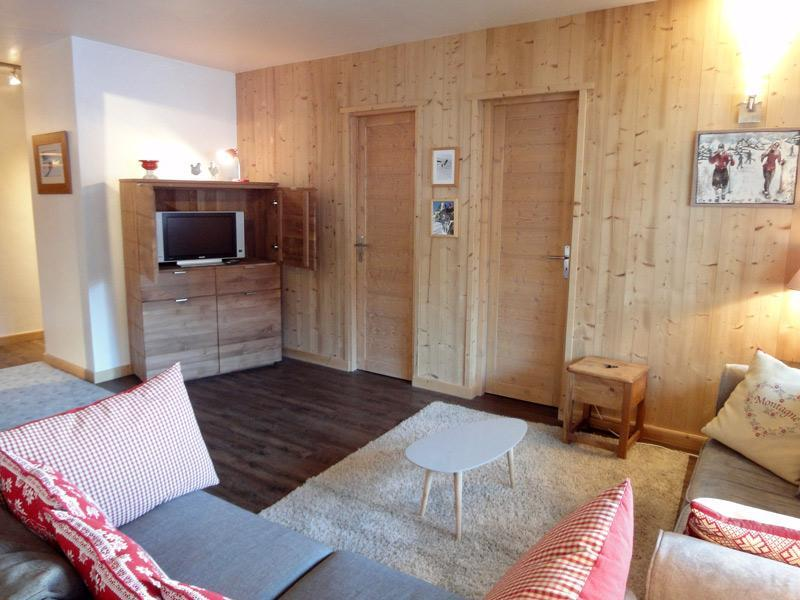 Location au ski Appartement 2 pièces cabine 6 personnes (024) - Résidence Vanoise - Méribel-Mottaret
