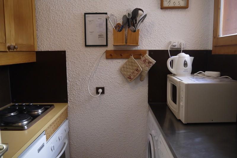 Location au ski Appartement 2 pièces 6 personnes (007) - Residence Verdons - Méribel-Mottaret