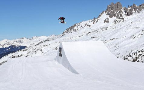 Family ski CHALET LA GRANDE OURSE