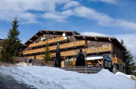 Location au ski Hôtel le Mottaret - Méribel-Mottaret - Extérieur hiver