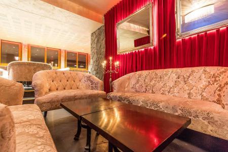 Аренда на лыжном курорте Hôtel le Mottaret - Méribel-Mottaret - внутри