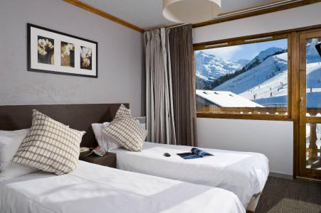 Location au ski Hôtel le Mottaret - Méribel-Mottaret - Lits twin
