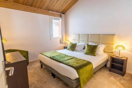 Аренда на лыжном курорте Suite Confort + Familliale - Hôtel le Mottaret - Méribel-Mottaret - Комната