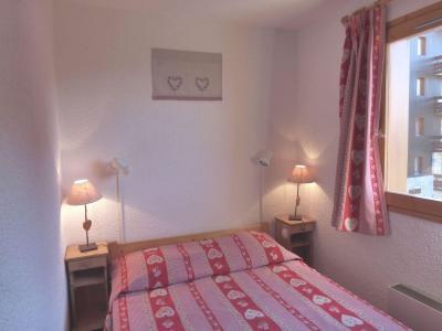 Rent in ski resort 2 room apartment 5 people (LACD02R) - La Résidence le Lac Blanc - Méribel-Mottaret - Bedroom