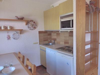 Rent in ski resort 2 room apartment 5 people (LACD02R) - La Résidence le Lac Blanc - Méribel-Mottaret - Kitchenette