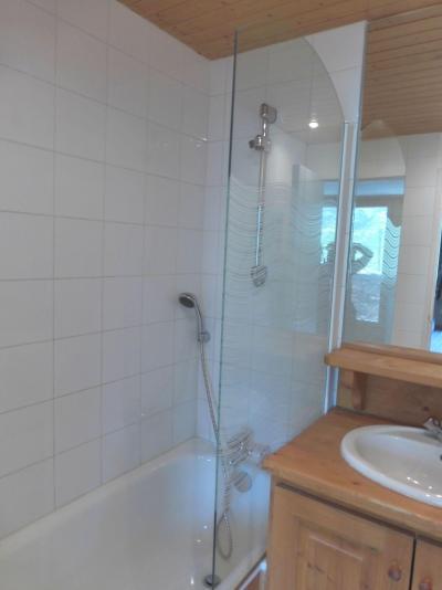 Rent in ski resort Studio 3 people (700R) - La Résidence le Plein Soleil - Méribel-Mottaret - Bath-tub