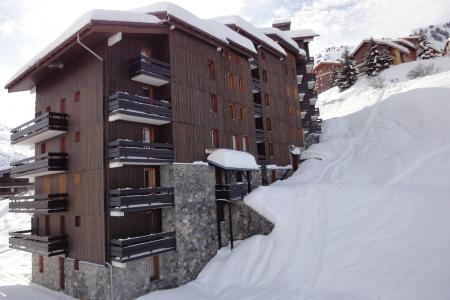 Location au ski Résidence Aiguille du Fruit - Méribel-Mottaret