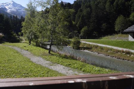 Location au ski Appartement 4 pièces cabine 8 personnes (003) - Résidence Alpages B - Méribel-Mottaret