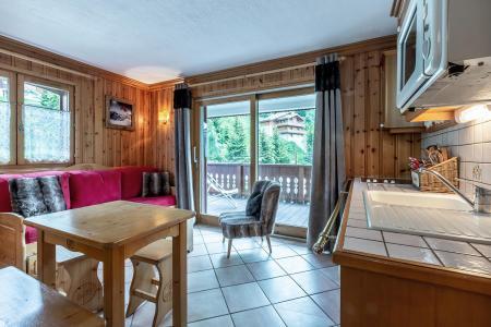 Location au ski Appartement 2 pièces 6 personnes (001) - Résidence Alpages D - Méribel-Mottaret