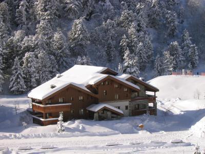 Alquiler  : Résidence Alpages D invierno