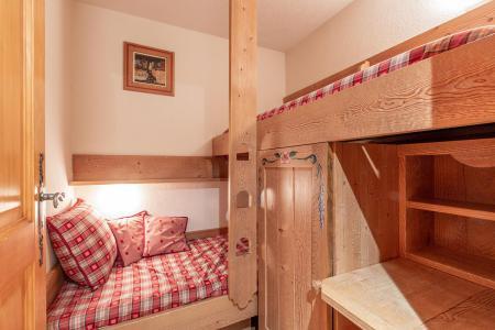 Location au ski Appartement 4 pièces 7 personnes (003) - Résidence Alpages D - Méribel-Mottaret - Chambre
