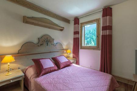 Location au ski Appartement 4 pièces 7 personnes (003) - Résidence Alpages D - Méribel-Mottaret - Lit double