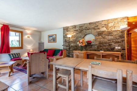 Location au ski Appartement 4 pièces 7 personnes (003) - Résidence Alpages D - Méribel-Mottaret - Séjour