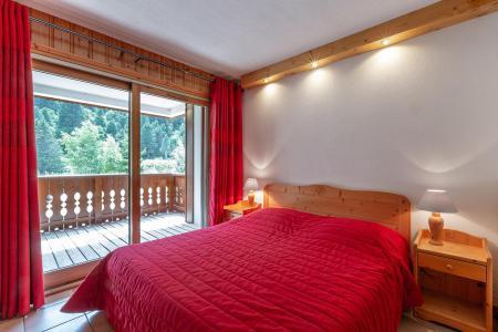 Location au ski Appartement 4 pièces 8 personnes (002) - Résidence Alpages D - Méribel-Mottaret - Lit double