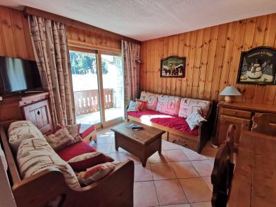 Location au ski Appartement 3 pièces 7 personnes (005) - Résidence Alpages E - Méribel-Mottaret