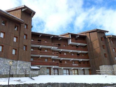 Location Méribel-Mottaret : Residence Alpinea hiver