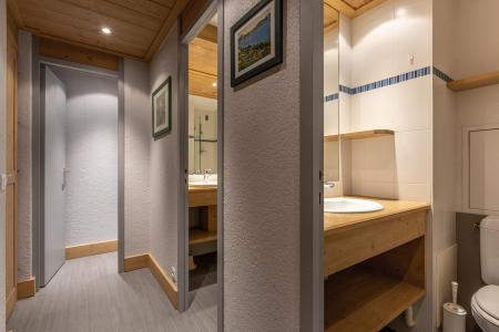 Ski verhuur Appartement 3 kamers 7 personen (067) - Résidence Arpasson - Méribel-Mottaret