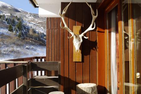 Ski verhuur Appartement 2 kamers 5 personen (077) - Résidence Arpasson - Méribel-Mottaret
