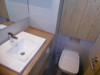 Ski verhuur Appartement 3 kamers 7 personen (022) - Résidence Arpasson - Méribel-Mottaret