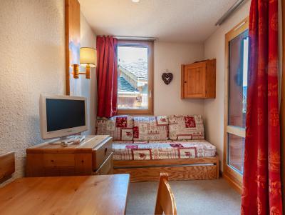 Location au ski Studio 4 personnes (013) - Résidence Arpasson - Méribel-Mottaret