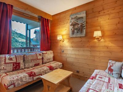 Ski verhuur Studio 4 personen (013) - Résidence Arpasson - Méribel-Mottaret