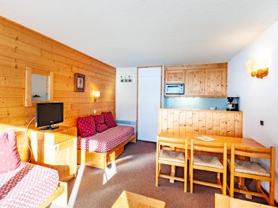 Ski verhuur Appartement 2 kamers 6 personen (049) - Résidence Arpasson - Méribel-Mottaret
