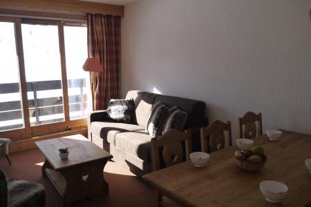 Location au ski Appartement 2 pièces 6 personnes (064) - Résidence Arpasson - Méribel-Mottaret - Séjour