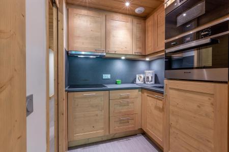 Ski verhuur Appartement 3 kamers 7 personen (022) - Résidence Arpasson - Méribel-Mottaret - Keukenblok