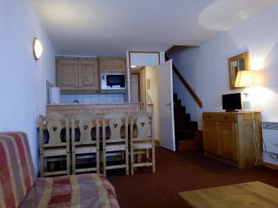Ski verhuur Appartement 3 kamers 8 personen (073) - Résidence Arpasson - Méribel-Mottaret - Keukenblok
