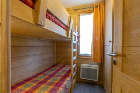 Location au ski Appartement 3 pièces 7 personnes (022) - Résidence Arpasson - Méribel-Mottaret - Lits superposés