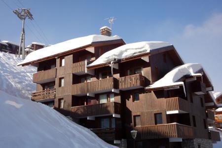 Location Méribel : Résidence Asphodèles hiver