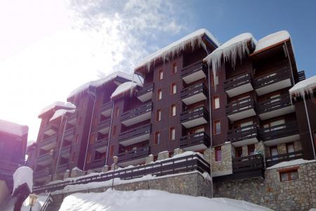 Location Méribel : Résidence Boulevard hiver