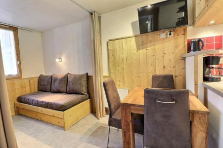 Location au ski Studio divisible 4 personnes (E15) - Résidence Boulevard - Méribel-Mottaret
