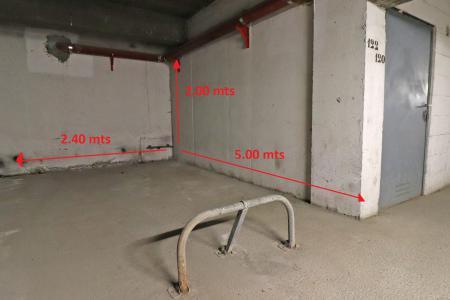 Location au ski Appartement duplex 4 pièces cabine 8 personnes (B21) - Résidence Boulevard - Méribel-Mottaret - Parking