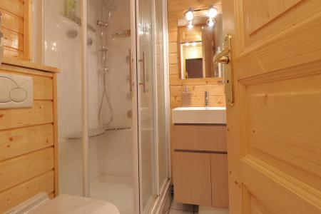 Location au ski Appartement duplex 4 pièces cabine 8 personnes (B21) - Résidence Boulevard - Méribel-Mottaret - Salle d'eau